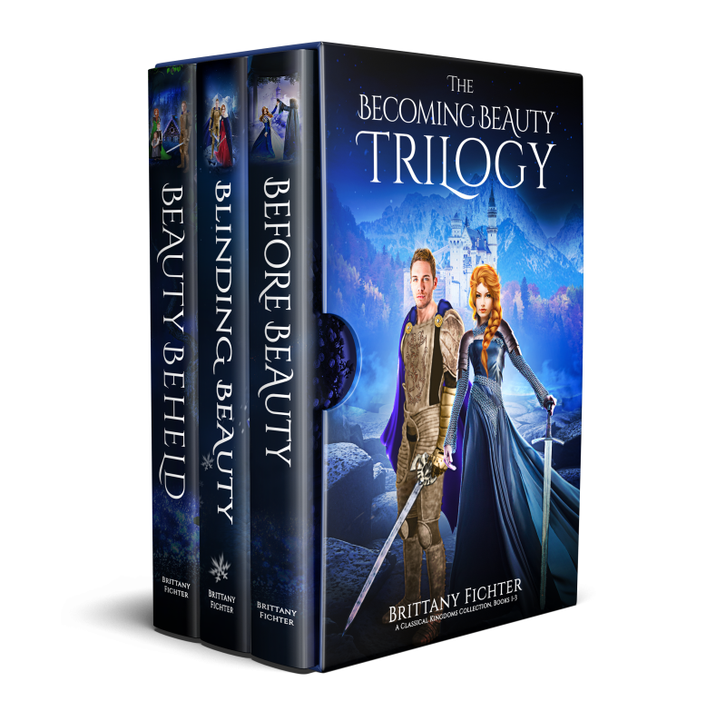 Becoming Beauty Trilogy Boxed Set